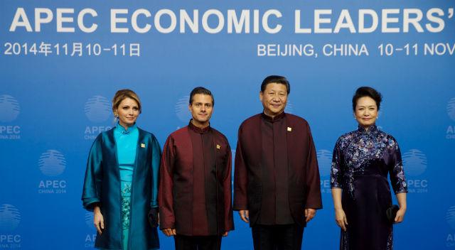 Relaciones México - China