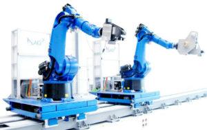 inversión en China: Manufactura inteligente