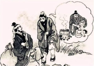 Chong'er y Jie Zitui - Festival de Qing Ming