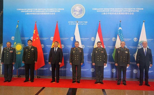 Cumbre de la OCS en Astana