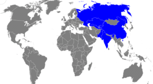 Países miembros de la OCS