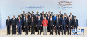 Xi Jinping en el G20