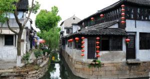 Luzhi - pueblos acuáticos de China