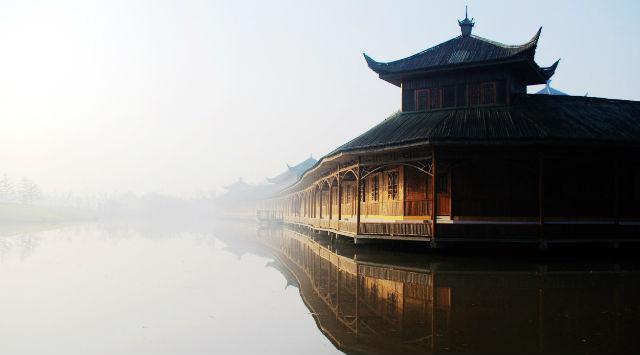 Mudu - pueblos acuáticos de China