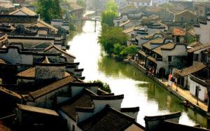Nanxun - pueblos acuáticos de China