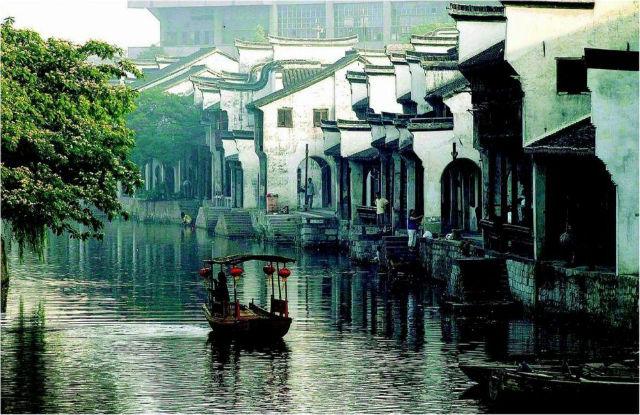Wuzhen - pueblos acuáticos de China