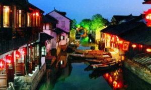 Zhouzhuang - pueblos acuáticos de China