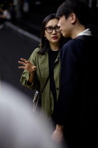 Fan Xiaomu moda china