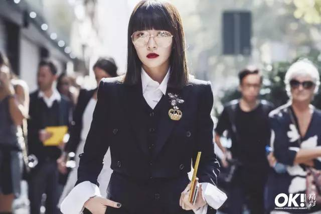 Fil Xiaobai moda china