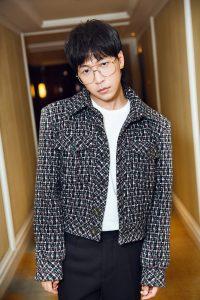 Han Huohuo moda china
