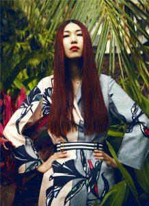 Li Hui moda china