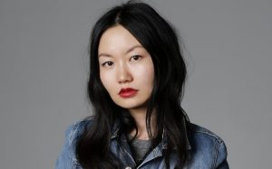 Lucia Liu moda china
