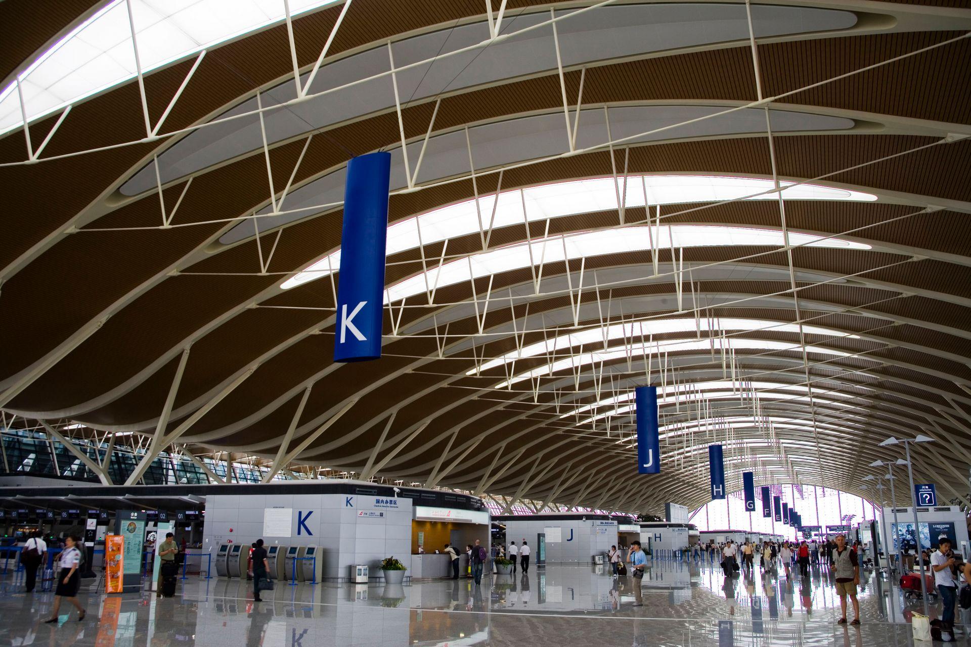 Aeropuerto Internacional de Pudong