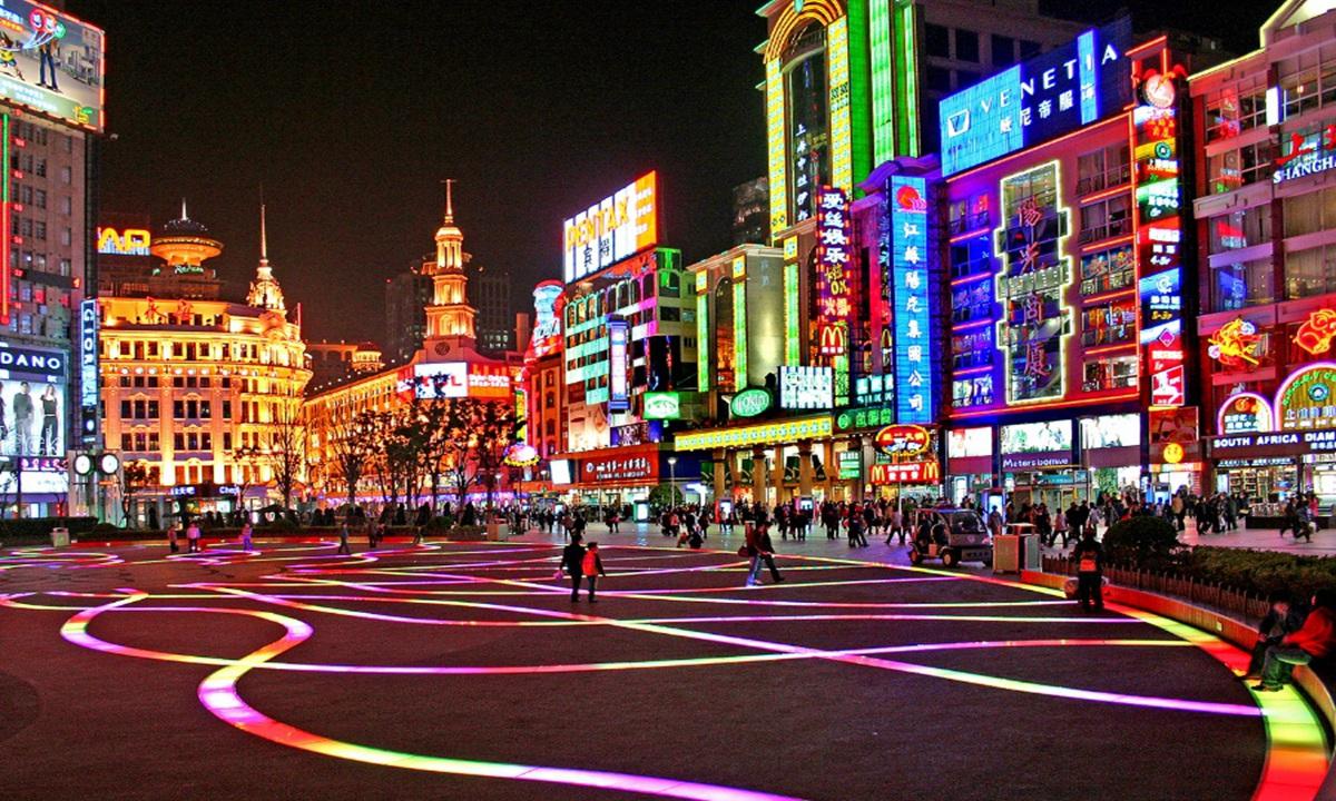 Nanjing Road, Shanghái