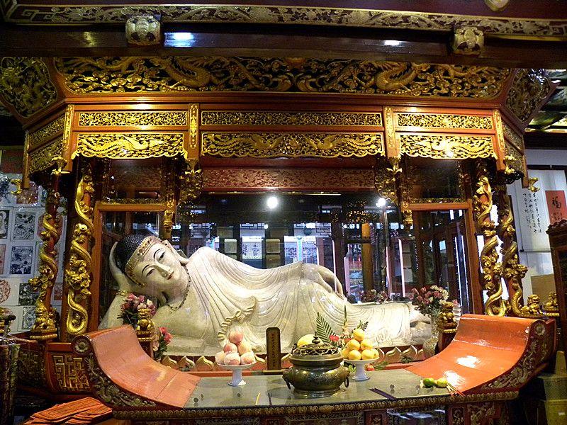 Templo del Buda de Jade, Shanghái