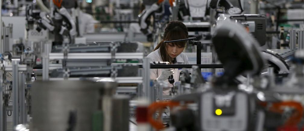 ¿Ha desacelerado China su transición a una industria de servicios?