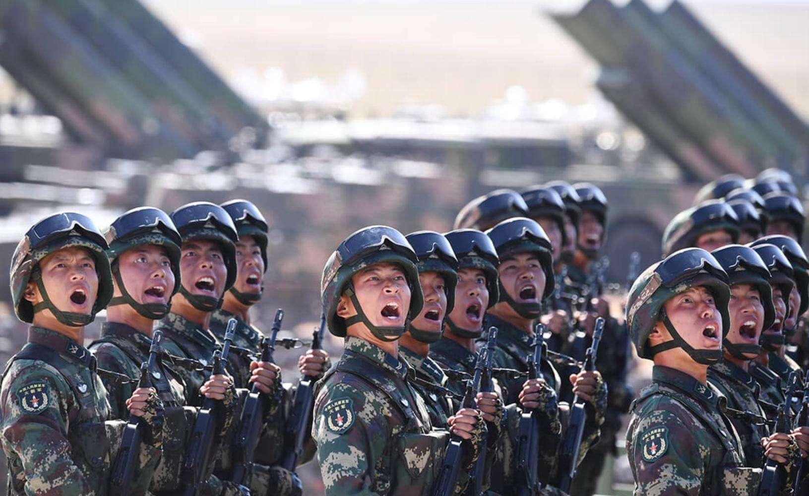 Para ser una superpotencia, China debe aumentar su gasto militar