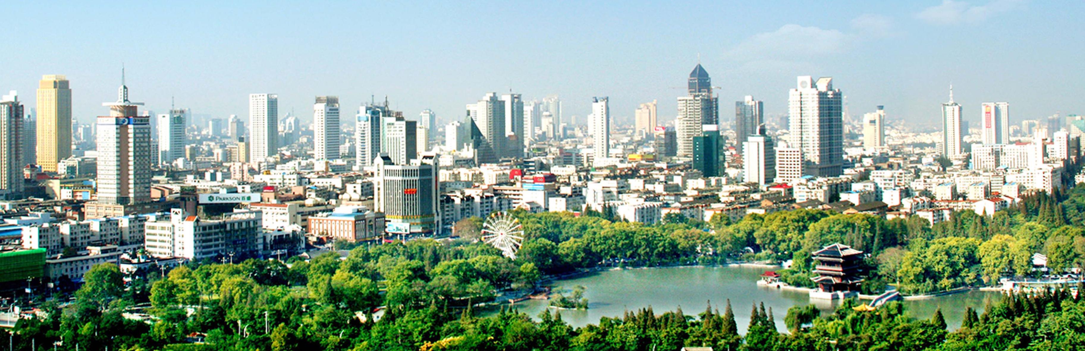 Hefei, ciudades chinas