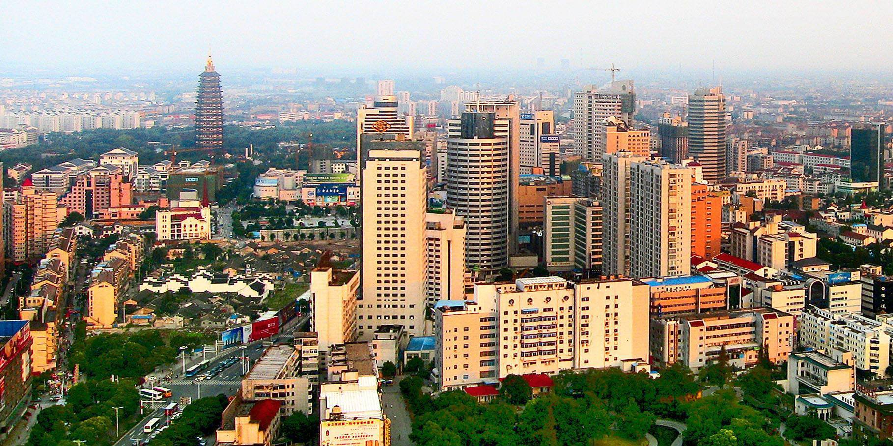 Yangzhou, ciudades chinas