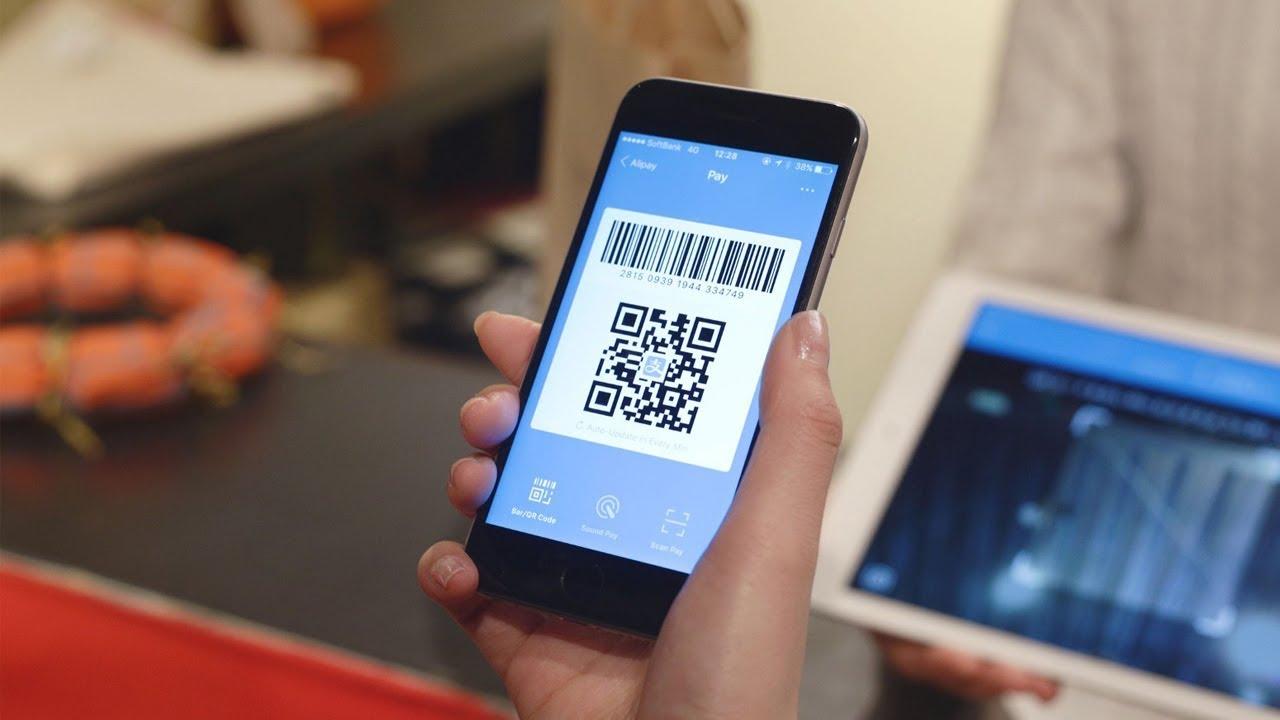 Código QR para hacer pagos móviles