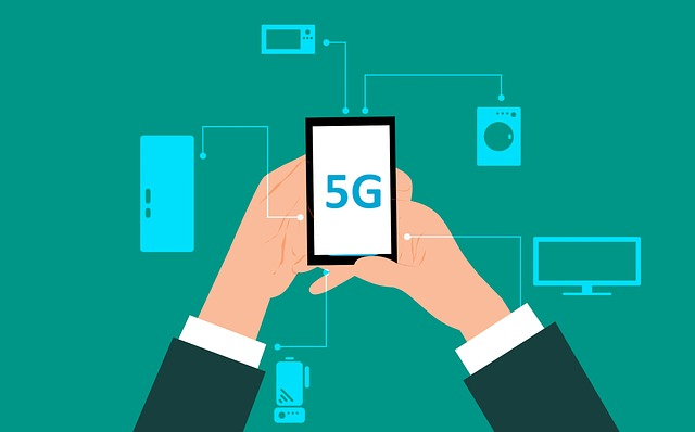 IoT, 5G, Inteligencia artificial