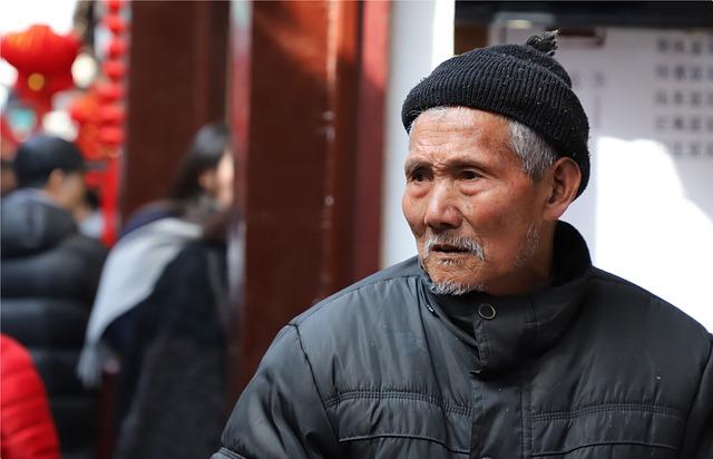 anciano chino
