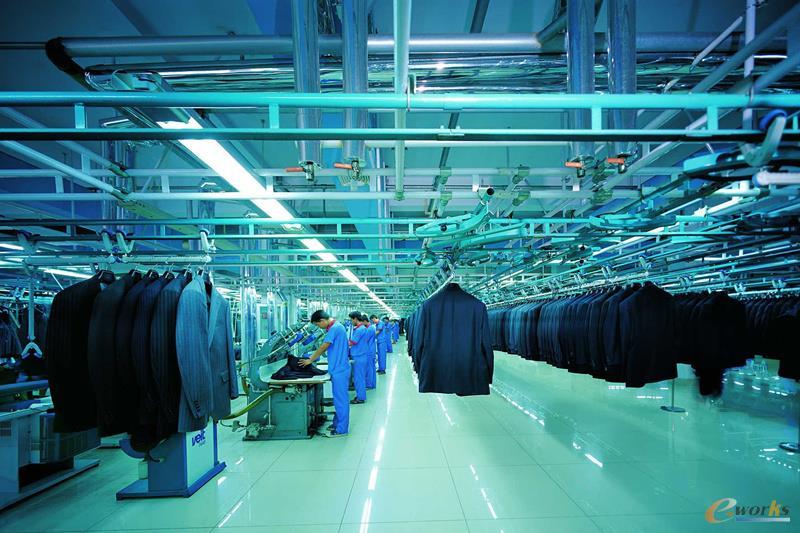 Empresa china trajes a la medida