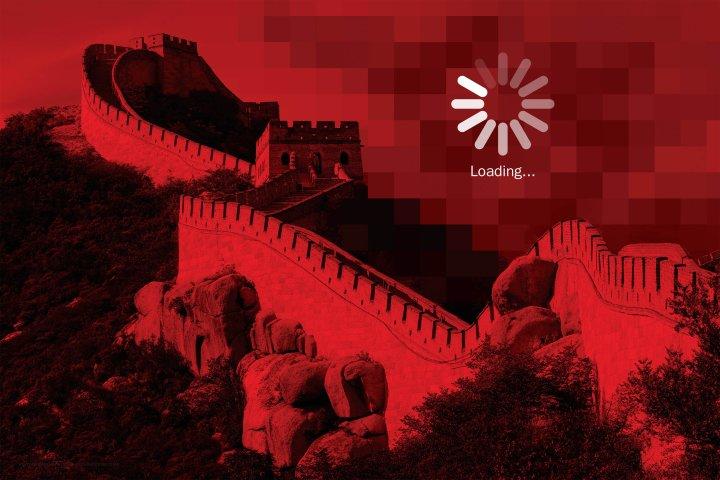 Gran Cortafuegos de China - censura en China