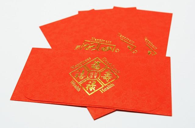 Hongbao: Paquete rojo con dinero