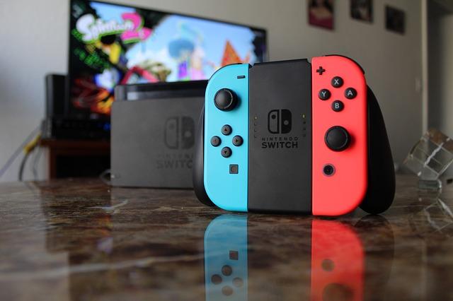 Nintendo Switch en China